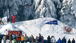 Slope Style Ice Angels 3, Borovets