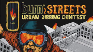 Burn The Streets 2011 – Jibbing rocks the city!