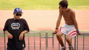 Марио и Тино за националния отбор и Европейската купа