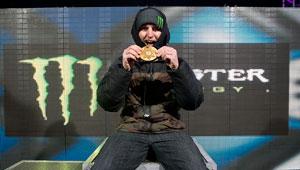 Атлетите на Monster Energy на X Games