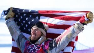 Сейдж Коценбърг печели първото злато в Сочи