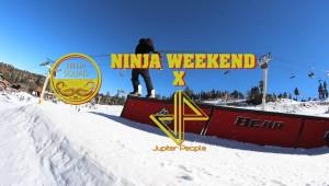 Ninja Weekend x Jupiter People S: 4 Ep: 4 (Osogovo meets Big Bear)