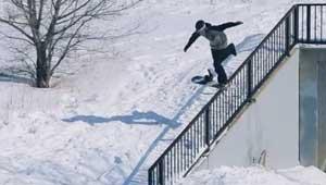 Arbor Snowboards: Scotty Vine - Full Part 4