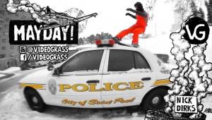 Ник Дъркс - пълна част от Mayday!