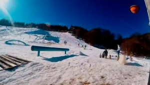 Осогово фън парк - откриване (Видео)