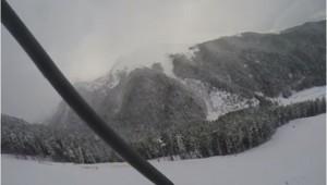 Лавинна опасност по планините