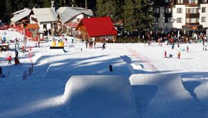 Snow Park Borosport отвори врати