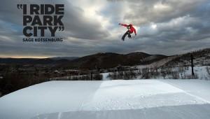 I Ride Park City - Скот Стивънс и Сейдж Коценбърг