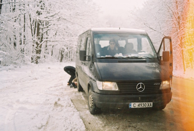 drove around in this van for a week, pic_Vid Baric