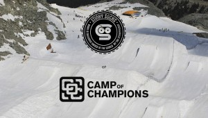 Stinky Socks в партньорство с Camp of Champions!