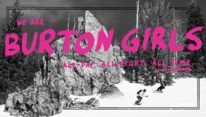 Burton Girls Presents: Hailey Langland, Yuka Fujimori, Anna Gasser и Chloe Kim