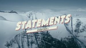 STATEMENTS - EXPLORING SWEDISH ALPS - CHAPTER 1