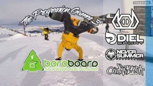 Boroboard – The Progression Games 3 (full movie)