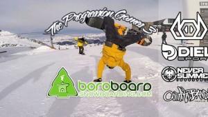 Boroboard - The Progression Games 3