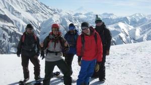 Владо от VP Snowboards покорява Дамаванд (част 3)