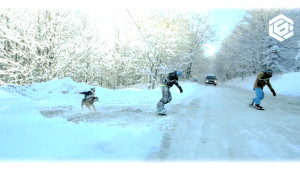 SHRED HARD с Balkan Snowboards