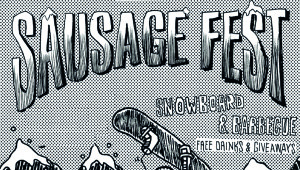 Volcom Sausage Fest is back!