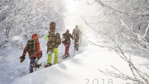 Фрийрайд календар 2018 от Вичо Троянов
