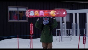 Every Third Thursday - Programable LED Snowboard base