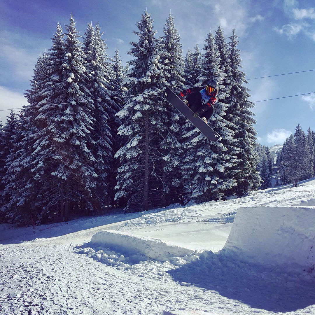 Пепи Гьошарков 2-ри на FIS Kopaonik Big Air 2020