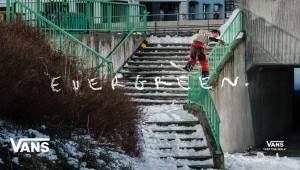 Evergreen - Vans Snow - цял филм